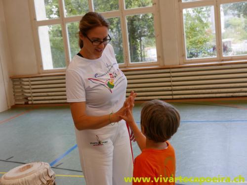 Kids-Capoeira Manegg 2019
