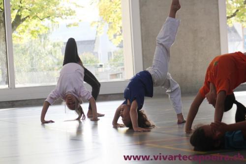 Kids-Capoeira Meilen 2019